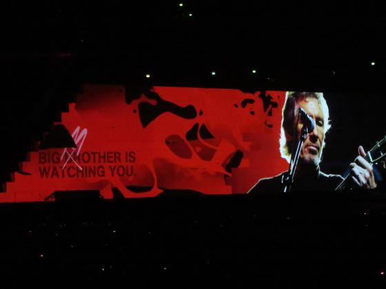 "Roger Waters ""The Wall"", Stadion Narodowy 20.8.13"