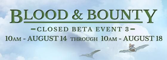 ArcheAge Closed Beta Event 3