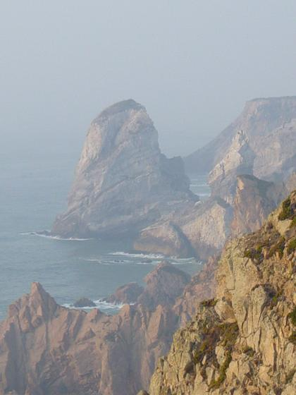 Cabo da Rocca, Europe's Westernmost point