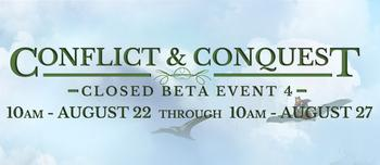 ArcheAge Closed Beta Event 4: Conflict & Conquest