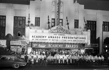 31st Acad Awards (Pantages Theatre)