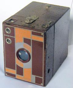 Kodak Beau Brownie design by Walter Dorwin Teague