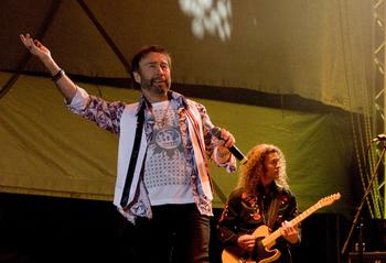 Paul Rodgers w Dolinie Charlotty
